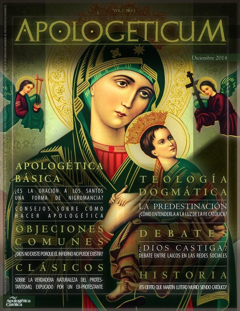 Apologeticum n.1   Diciembre 2014