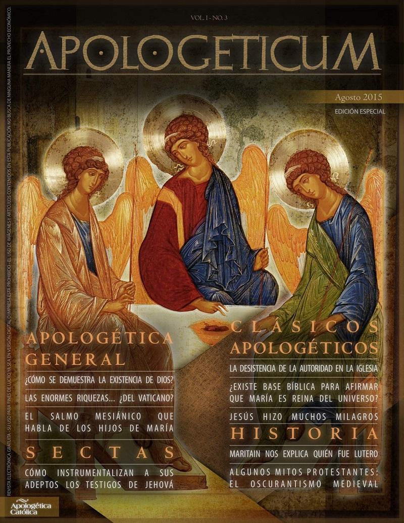 Apologeticum n.3   Agosto 2015