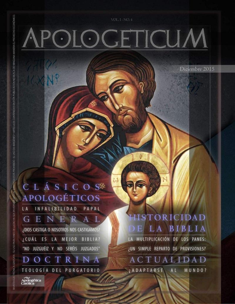 Apologeticum n.4   Diciembre 2015