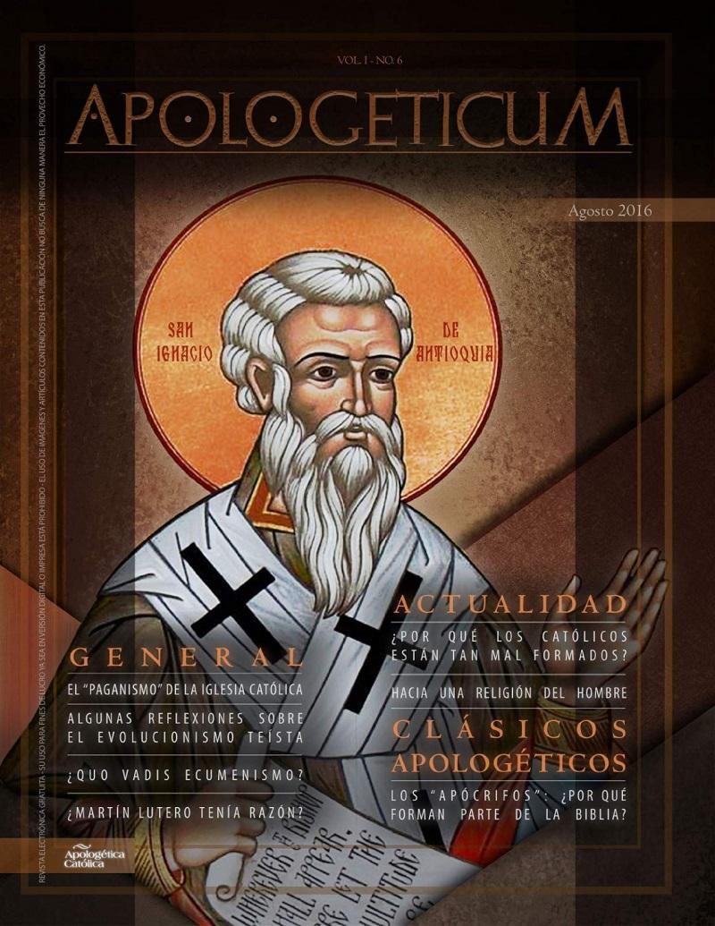 Apologeticum n.6   Agosto 2016