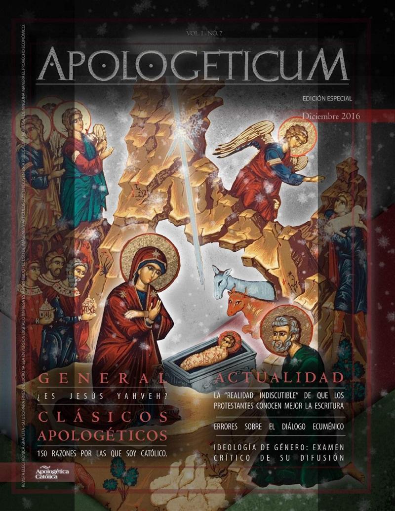 Apologeticum n.7   Diciembre 2016