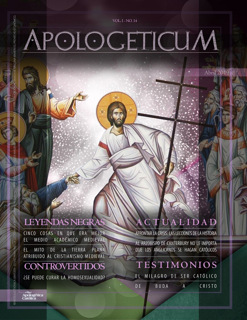 Apologeticum n.14 | Abril 2019